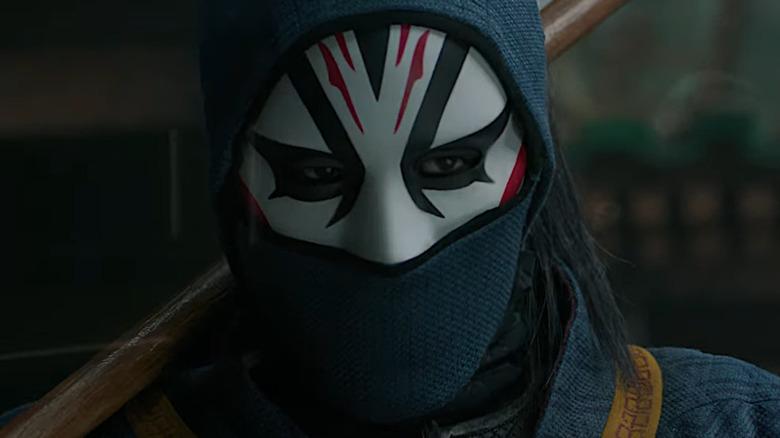 Death Dealer mask
