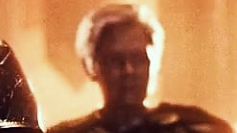 Granny Goodness in the Snyder Cut of Justice League