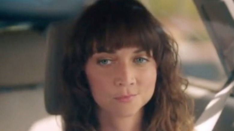 Erin Alexis in the Allstate ad