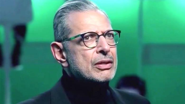 Jeff Goldblum appartments.com ad pensive