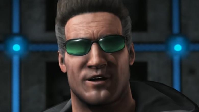 Johnny Cage in Mortal Kombat X