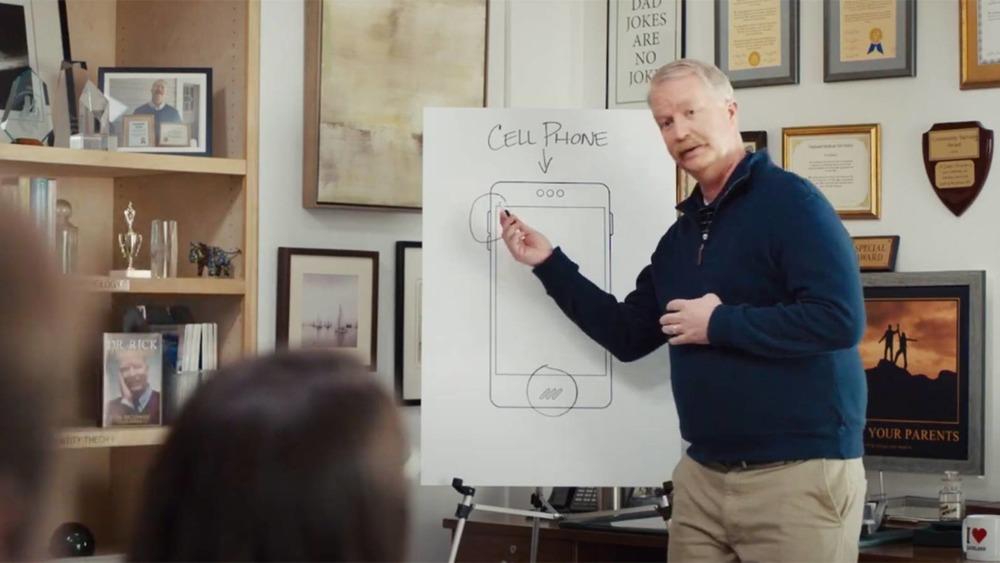 Dr. Rick explains cell phones