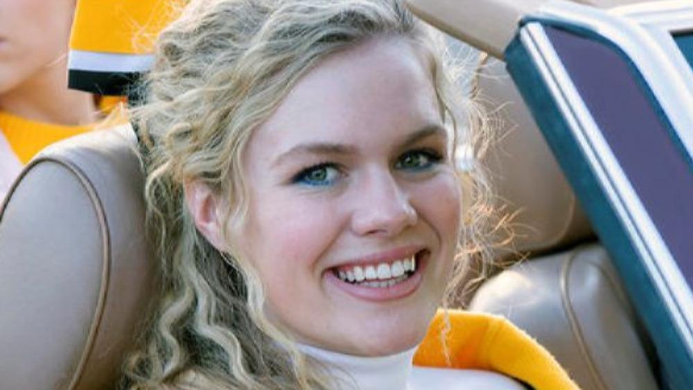 Lexie Duncan as Karen in Young Rock