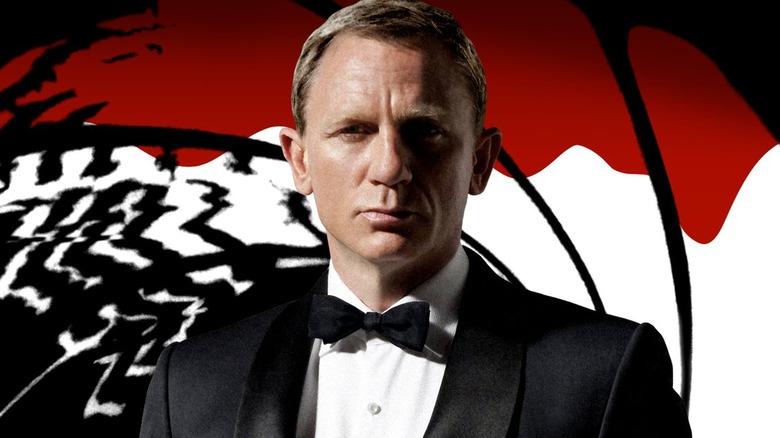 Daniel Craig James Bond No Time to Die poster