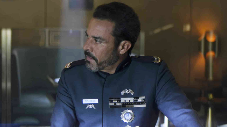 Michael Irby on The Expanse