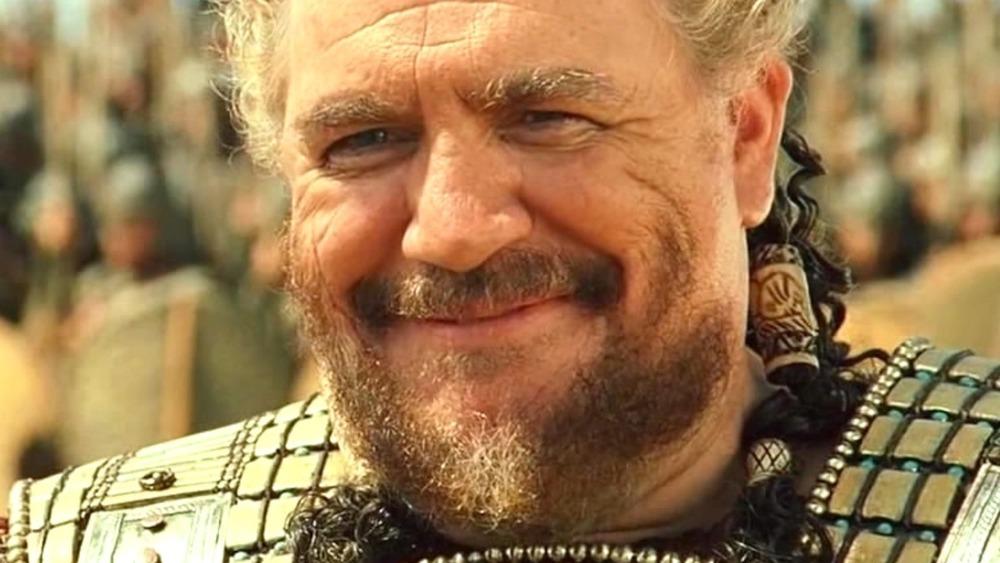 Troy Agamemnon Brian Cox