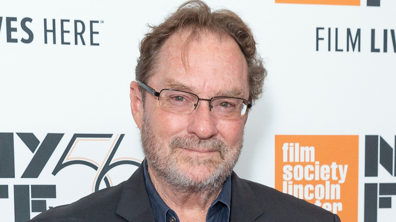 Stephen Root smiling at Ballad of Buster Scruggs premiere