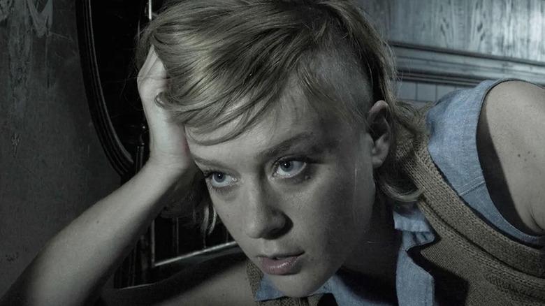 Chloe Sevigny Shelley shaved head