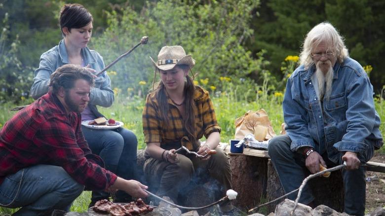 The cast of Alaskan Bush People making a living in Okanogan County