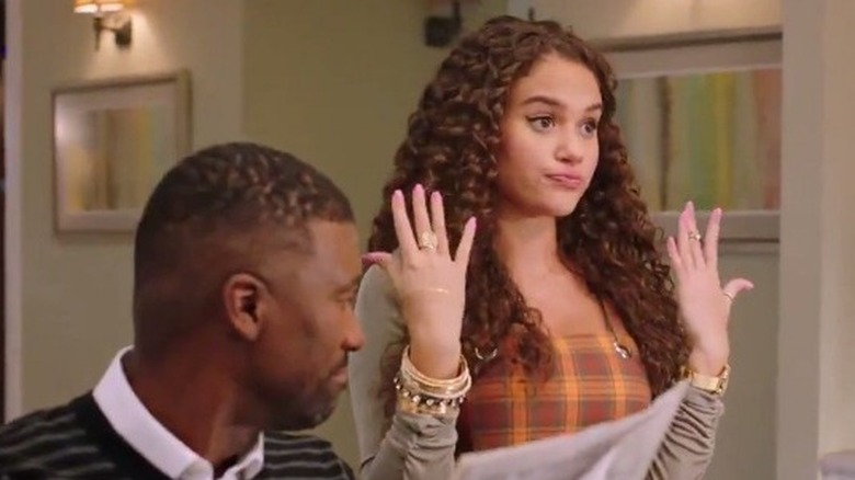 Madison Pettis in Five Points