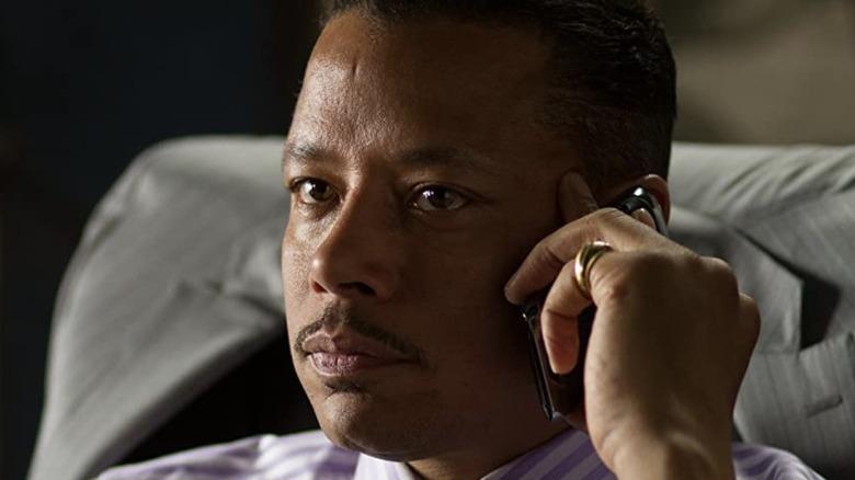 Terrence Howard as Alphonse in Dead Man Down