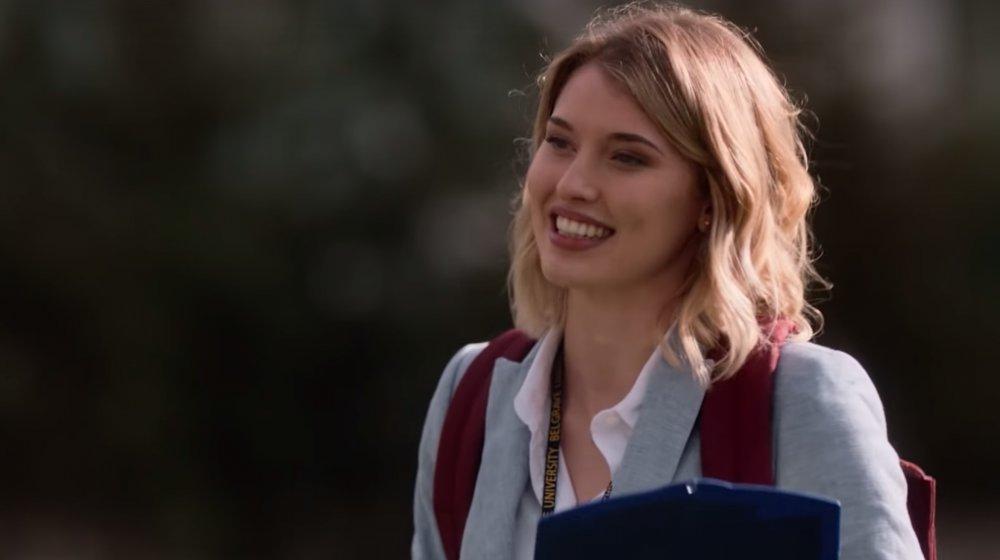 Sarah Grey as Alyssa Drake on The Order