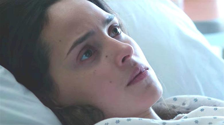 Adria Arjona, dying Amanda, Sweet Girl