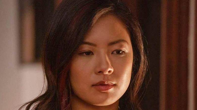 Christine Ko as Angela in Tigertail