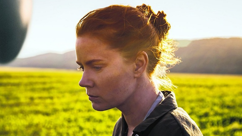 Amy Adams as Louise Banks in Arrival