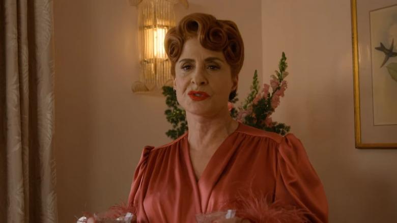 Patti LuPone as Avis Amberg on Hollywood