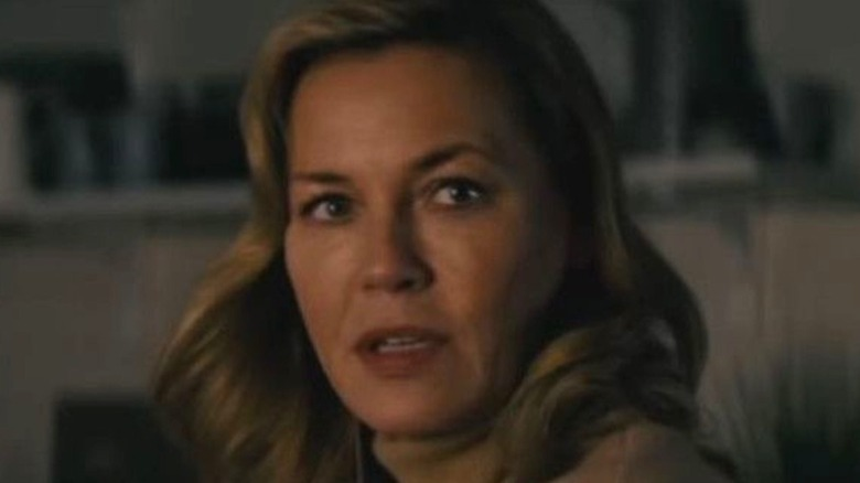 Connie Nielsen Becca Mansell scared