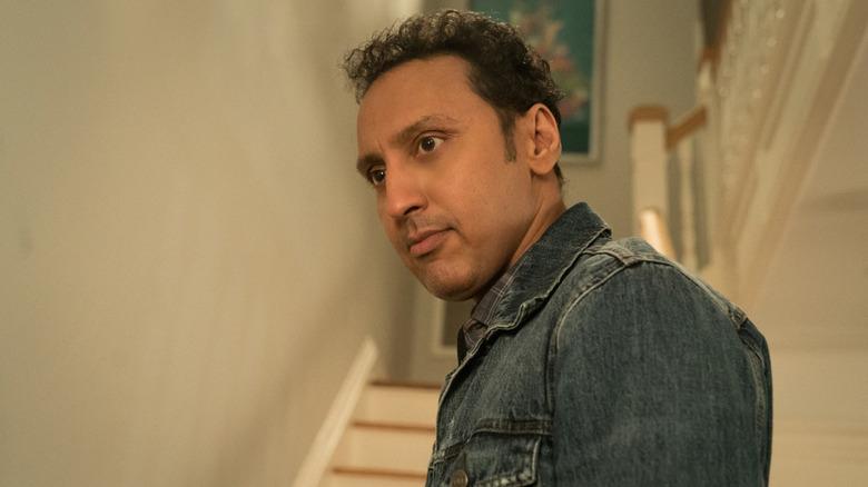 Aasif Mandvi plays Ben in Evil