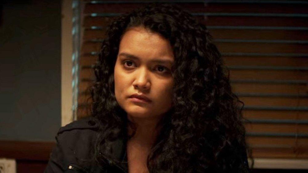 Jamila Velazquez as Berta in John Henry