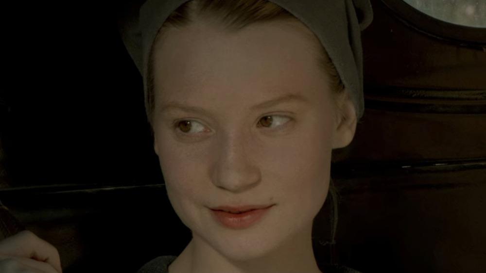 Mia Wasikowska in Lawless