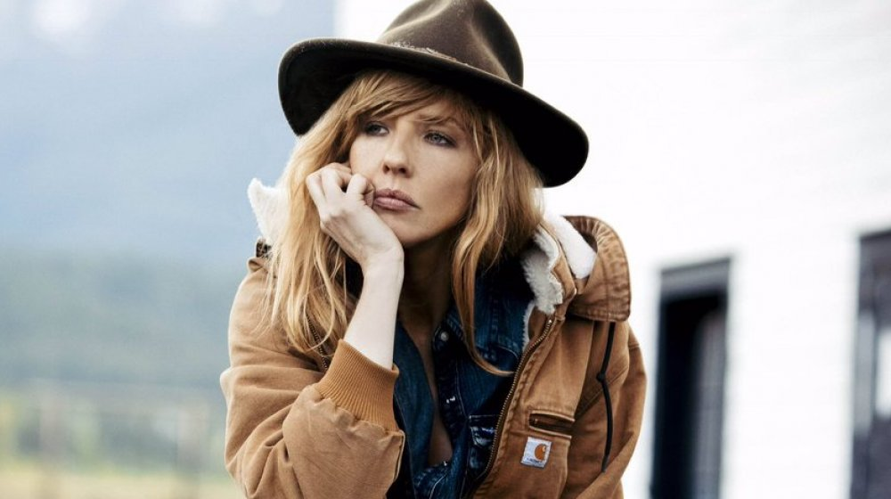 Kelly Reilly on Yellowstone