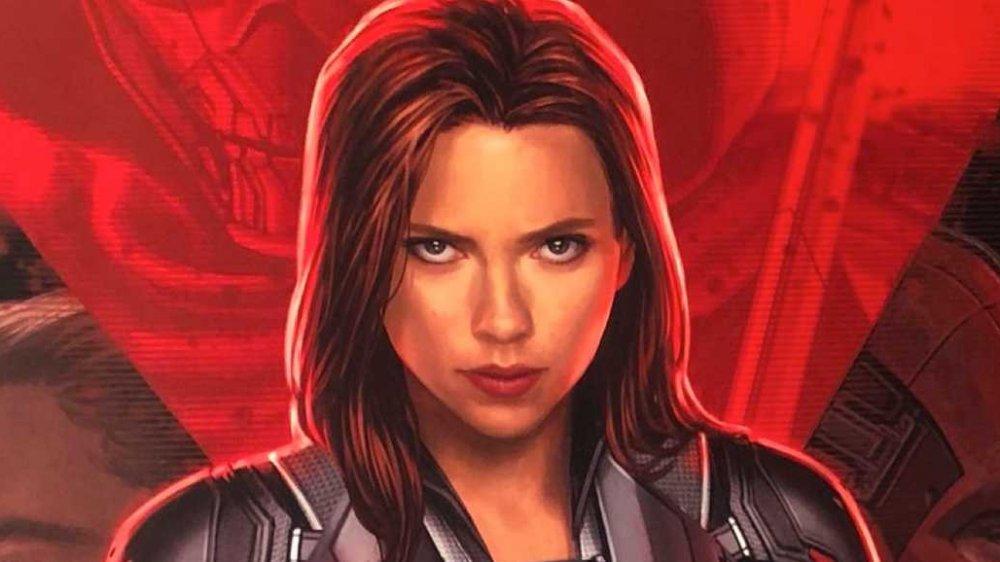 Scarlett Johansson as Natasha Romanoff, AKA Black Widow
