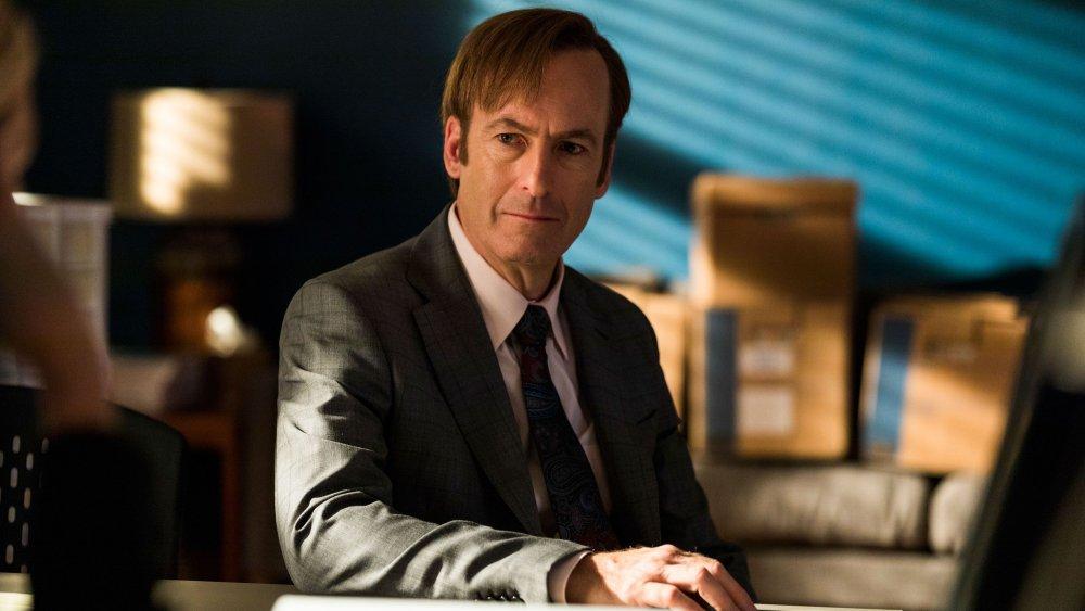 Bob Odenkirk as Saul Goodman on Better Call Saul