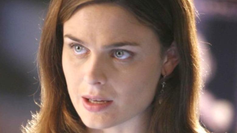 Temperance Brennan looks incredulous