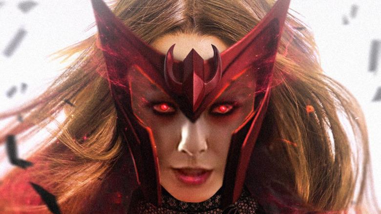 Elizabeth Olsen as Secret Wars Scarlet Witch