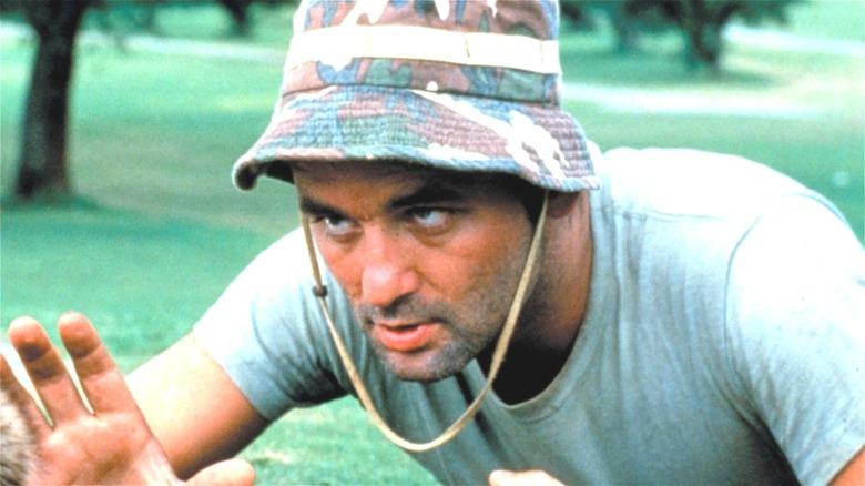 Bill Murray gopher hunting Caddyshack