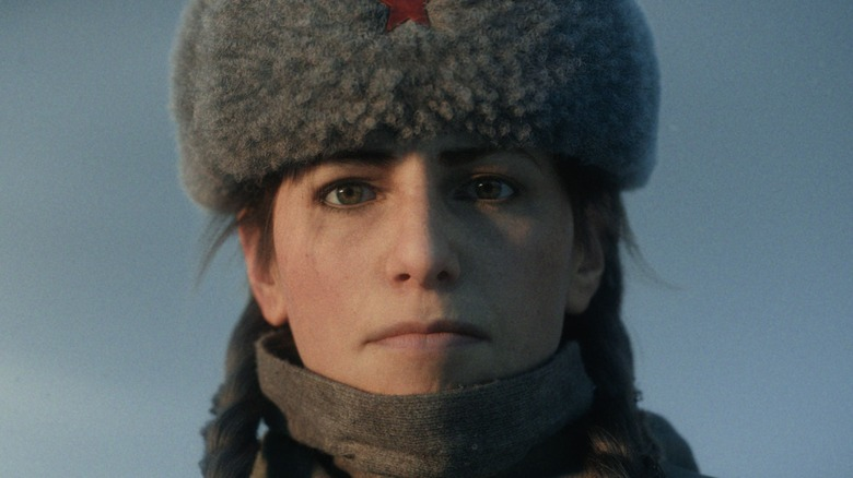 Call of Duty Vanguard Polina Patrovia Cool Hat