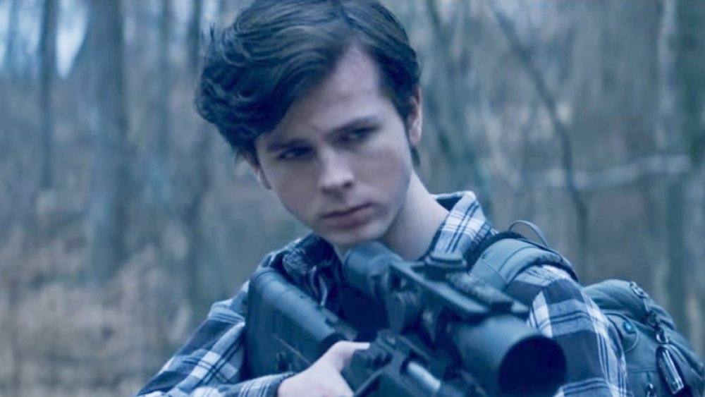 Chandler Riggs as Casey in Only