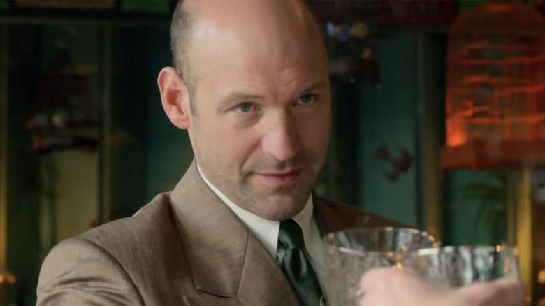 Corey Stoll on Netflix's Ratched