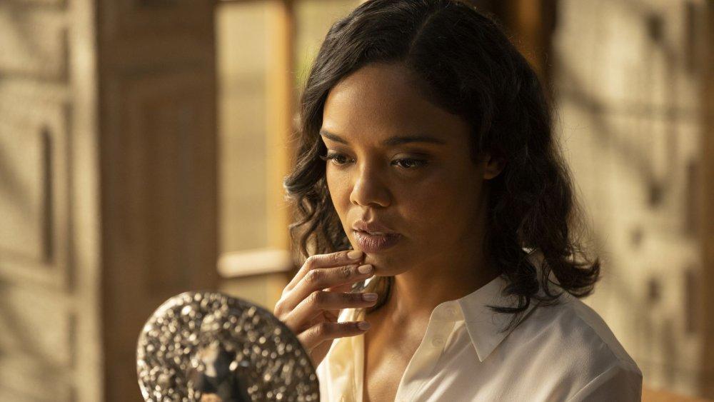 Tessa Thompson in season 3 of Westworld