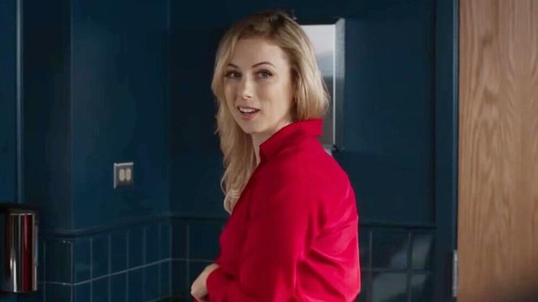 Iliza Shlesinger as Cissy Davis in Spenser Confidential