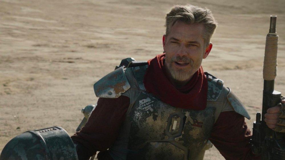 Timothy Olyphant as Cobb Vanth on The Mandalorian season 2