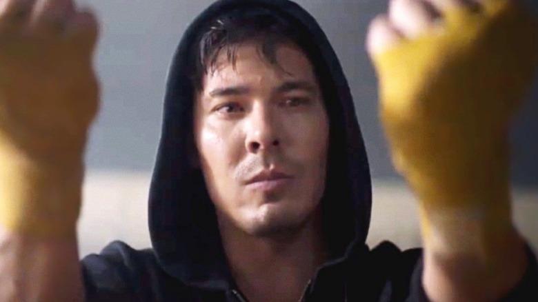 Lewis Tan Cole Young Mortal Kombat