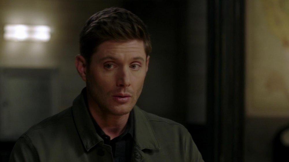 Dean Winchester (Jensen Ackles) on Supernatural