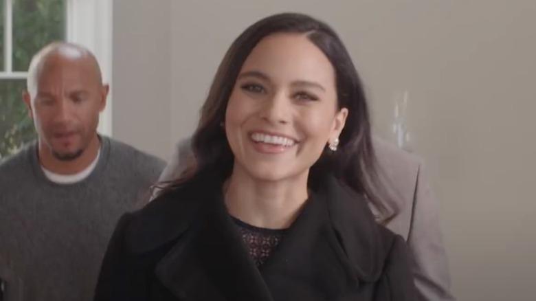 Maya Stojan in Netflix's Fatal Affair