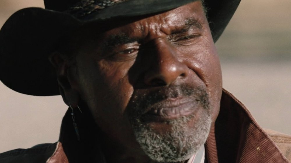 Steven Williams as Cowboy on Yellowstone