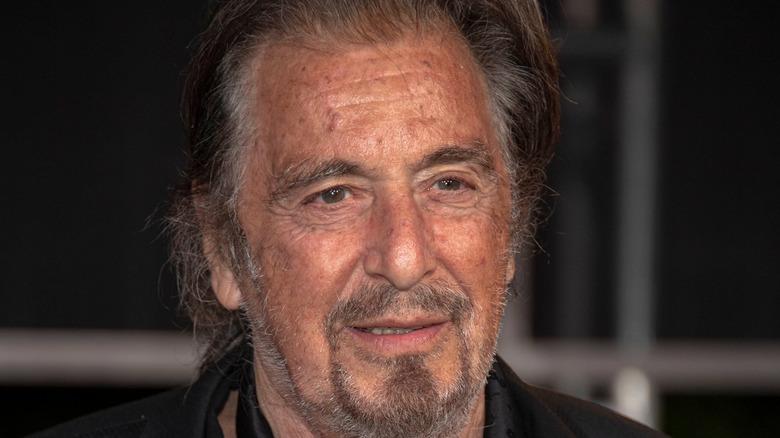 Al Pacino at Irishman Event