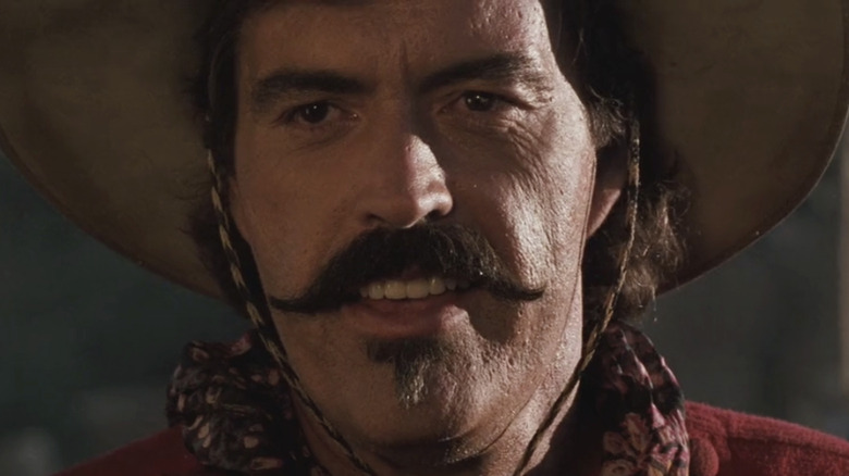 Powers Boothe Curly Bill smiling