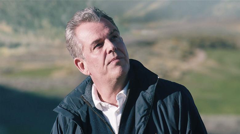 Danny Huston pondering more evil in Yellowstone