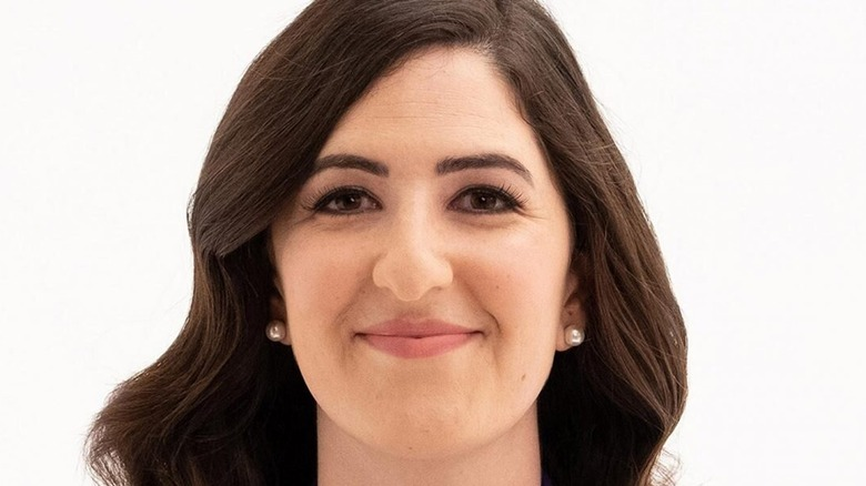 D'Arcy Carden Janet smiling