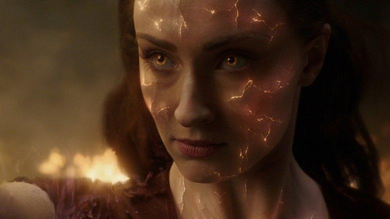 Sophie Turner as Phoenix in Dark Phoenix