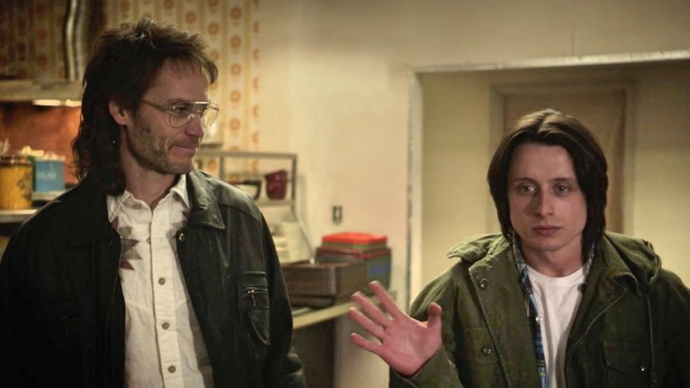 Taylor Kitsch and Rory Culkin in Waco