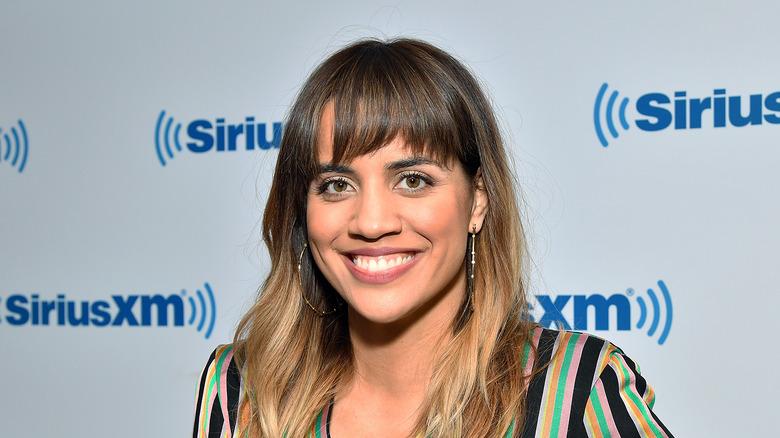 Natalie Morales red carpet