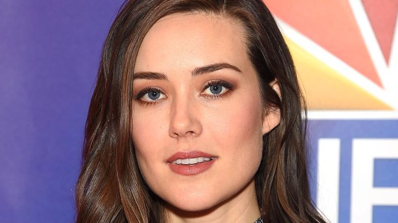 Megan Boone close-up