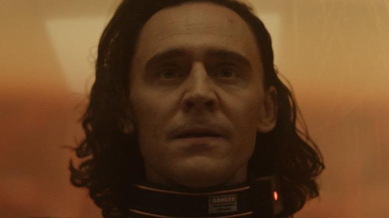 Loki looking unsure