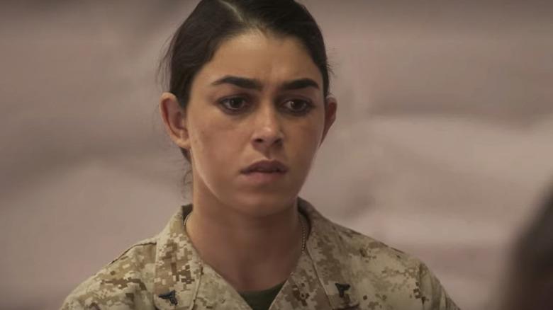 Natacha Karam as Dizzy in The Old Guard